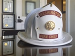 Rolfes Honored by Fire Chiefs