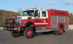 Wildland Firefighting Apparatus Purpose-Built for Specific Needs